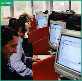 bet365 call centre