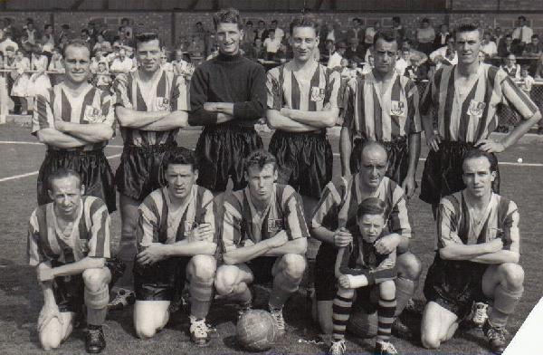 Boston United's First Team 1959/60