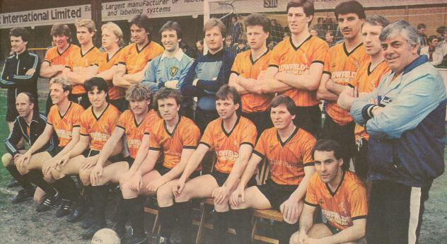 Boston United 1984/5