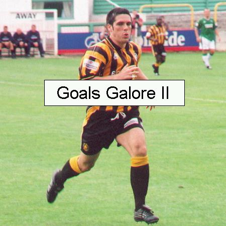 Goals Galore II CD