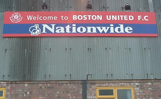 Nationwide Conference Sign
